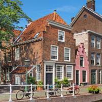 Canal Houses Leiden